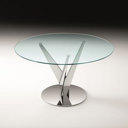 EPSYLON | Dining tables | Fiam Italia