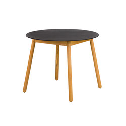 Round Dining Table, Dekton Top | Dining tables | Point