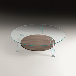 FLUTE | Coffee tables | Fiam Italia