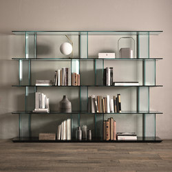 INORI | Shelving modules | Fiam Italia