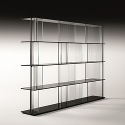 INORI FREESTANDING | Shelving modules | Fiam Italia