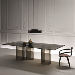 LUXOR | Dining tables | Fiam Italia
