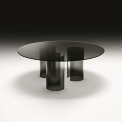 LUXOR | Meeting room tables | Fiam Italia