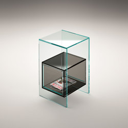 MAGIQUE | Side tables | Fiam Italia