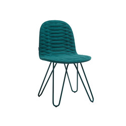 Template Chair Metal Base | Chaises de restaurant | sixinch