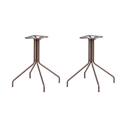 Weave Double Table Base 4 legs | Trestles | Point