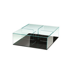 QUADRA | Lounge tables | Fiam Italia