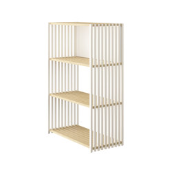 Rebar Foldable Shelving System Shelf 3.0 | Bath shelving | Joval