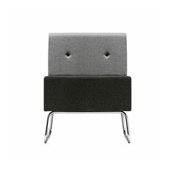 Abaco+ 812 | Modular seating elements | Metalmobil