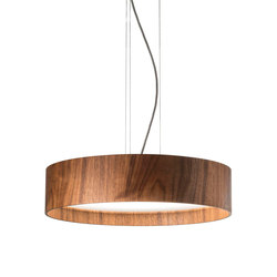 LARAwood | Pendant lamp | General lighting | Domus
