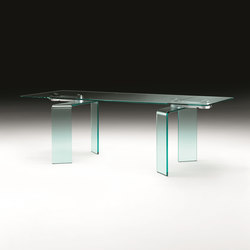 RAY | Dining tables | Fiam Italia