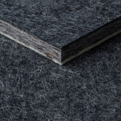 Whisperwool | Anthracite Sheep | Acoustic ceiling systems | Tante Lotte