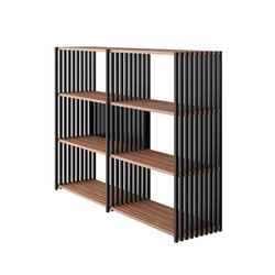 REBAR Foldable Shelving System Highboard 3.3 | Estanterías de baño | Joval
