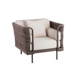 Weave Armchair | Garden armchairs | Point