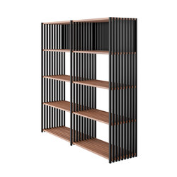 Rebar Foldable Shelving System Shelf 4.4 | Bath shelving | Joval