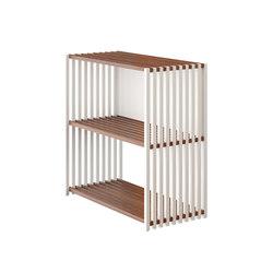 Rebar Foldable Shelving System Sideboard 2.0 | Mensole bagno | Joval
