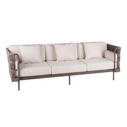Weave Sofa 3 | Gartensofas | Point