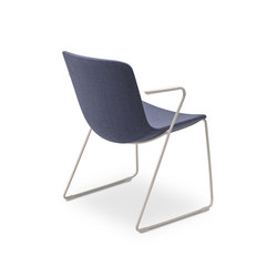 Milos | Visitors chairs / Side chairs | sitland