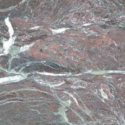 Material Rosso Levante | Natural stone panels | Van den Weghe