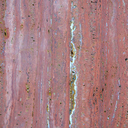 Material Travertino Rosso | Natural stone panels | Van den Weghe