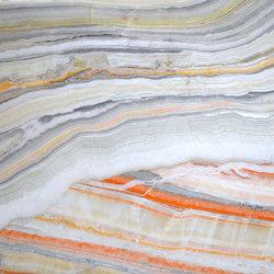 Material Onyx Multicolor | Naturstein Platten | Van den Weghe