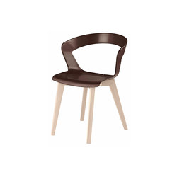 Ibis 139 | Visitors chairs / Side chairs | Metalmobil