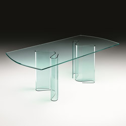 SAHARA | Dining tables | Fiam Italia