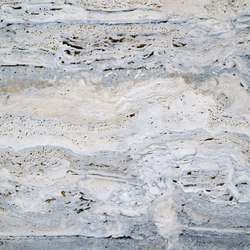 Material Travertino Grigio | Natural stone panels | Van den Weghe