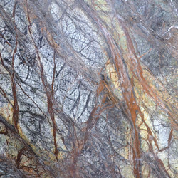 Material Forest Red | Natural stone panels | Van den Weghe