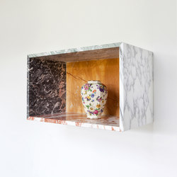 Marble Box | Shelves | Van den Weghe