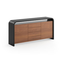 Highline S14-3 Sideboard | Caissons | Müller Möbelfabrikation