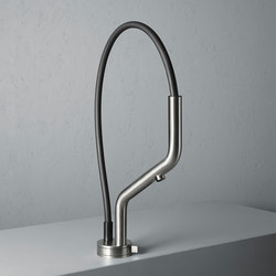 Kitchen Inox | Stainless steel Kitchen sink mixer | Griferías de cocina | Quadrodesign