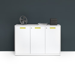 Workspace | SPACE Sideboard | Credenze | Müller Möbelfabrikation