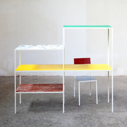 New Writing Desk | Escritorios | Van den Weghe