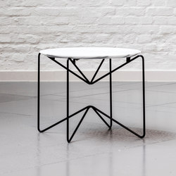 Side Table | Tavolini alti | Van den Weghe