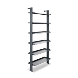 SCALA shelfing system | Office shelving systems | Müller Möbelfabrikation