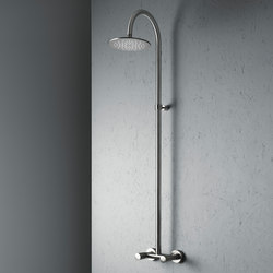 Ono | Wall mounted shower tap | Shower controls | Quadro
