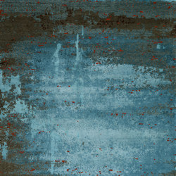 Texture - Shallow turquoise | Rugs | REUBER HENNING