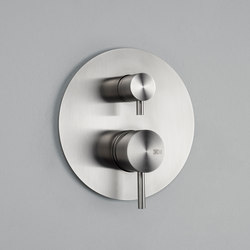 Ottavo | Mixer set 2 ways diverter | Shower controls | Quadro
