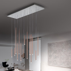 A-Tube Nano | Suspended lights | Studio Italia Design