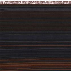 Flatweave - Stripes Darkland | Formatteppiche | REUBER HENNING