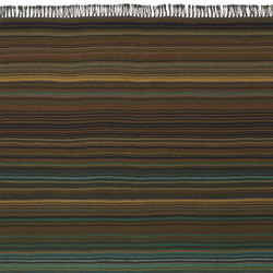 Stripes - Woodland | Tappeti / Tappeti d'autore | REUBER HENNING