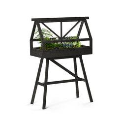 Greenhouse | Dark Grey | Pflanzgefäße | Design House Stockholm
