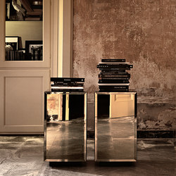 ROCKS | Side tables | Fiam Italia