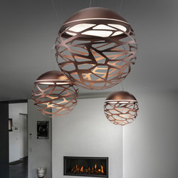 Kelly Sphere | Suspended lights | Studio Italia Design