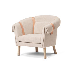 Ram Easy Chair | Poltrone lounge | Design House Stockholm