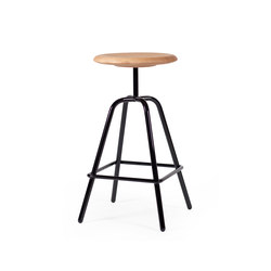 Herrenberger stool | Bar stools | Atelier Haußmann