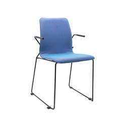 X-Act contract chair | Sedie visitatori | KFF