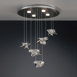 Nido | Ceiling lights | MANTRA