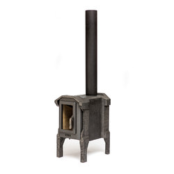 EPS Stove | Cut-Out Square | Wood burning stoves | Tuttobene